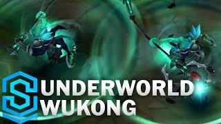 Underworld Wukong (2020) Skin Spotlight - League of Legends