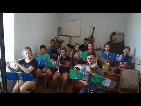 nazar viv: Духовий оркестр в Набутівській ОТГ