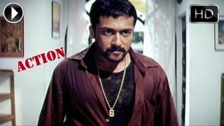Aaru Movie |  Surya Sentiment And Punch Dialogues
