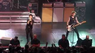 """Still Breathing & Minority & Dont Vote Trump"" Green Day@Tower Upper Darby, PA 9/29/16"