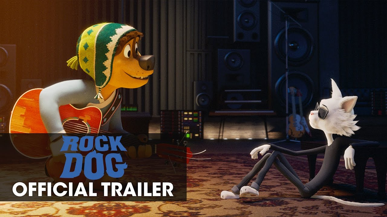 Rock Dog' Review: This Animated Musical Isn't Very Amped Up