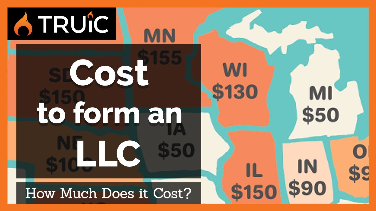 How Much Does It Cost to Form an LLC? | How to Start an LLC