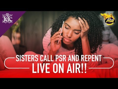 Patient Saints Radio: Sisters Call In And Tell All On #MothersDay!!!! *Warning* Explicit Language