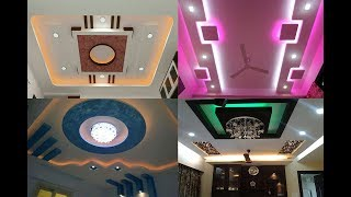 New Gypsum Ceiling Designs For bedroom & Living Room 2018(AS Royal Decor)