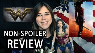 Wonder Woman - NON-SPOILER Review