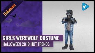 Top 10 Girls Werewolf Costume 2019 Ideas