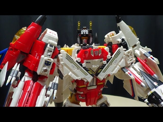 TFC Toys URANOS (Superion): EmGos Transformers Reviews N Stuff