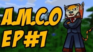 minecraft amco modpack ep 1