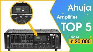 Ahuja Amplifier Ssa 350