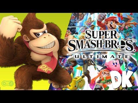 DK Arcade Medley New Remix - Super Smash Bros Ultimate Soundtrack