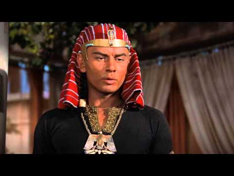 Every Time Someone Says 'Moses' in The Ten Commandments