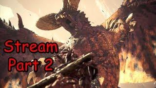 Monster Hunter World Sony PS4 live mit Ben Part 2