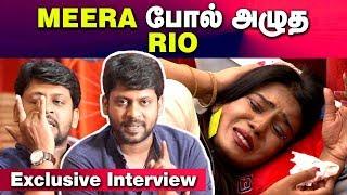 Kavin Losliya-வ உஷார் பண்ணிடுவாரா? -VJ Rio Raj Open Talk about Bigg Boss 3 | Rio Exclusive interview