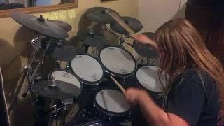 Alan Cassidy - The Black Dahlia Murder Matriarch Playthrough V-drums