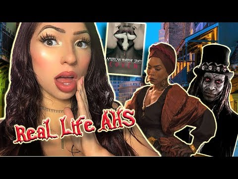 VOODOO QUEEN OF NEW ORLEANS | Real Life American Horror Story | Spooky Sunday