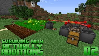 Surviving With Actually Additions :: E02 - Canola Power Generation
