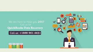 How To Recover QuickBooks Data?