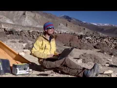 Aufbewahrung und Transport #1 Mit Filmequipement im Himalaya - ZARGES K 424 XC