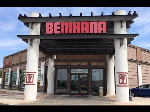 Visit to Benihana Restaurant International Drive, Orlando ...