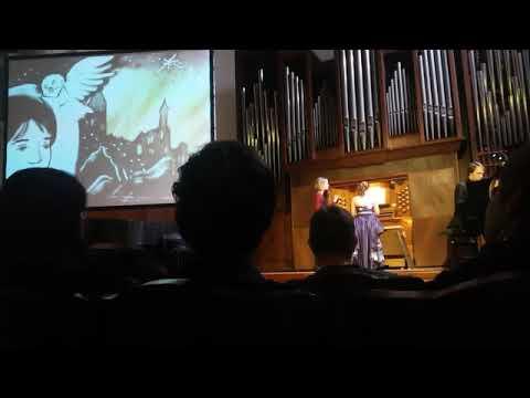 Органный мир фэнтези: Хогвартс и Властелин колец.