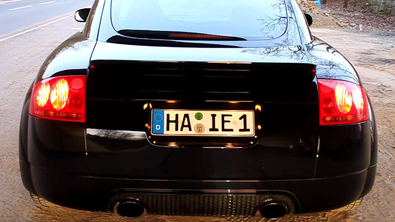 Audi Tt Mk1 Edel01 Ab Turbo 1 8t 225 Ps Quattro S Line Apx