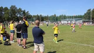2019 07 21 Kokkola Cup E11 Pojkar, IK Myran - GBK