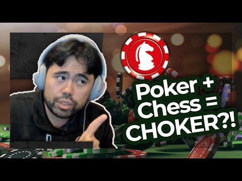 Poker + Chess = Choker?!   Combining The Best Of Two Games With HotFrenchGuy
