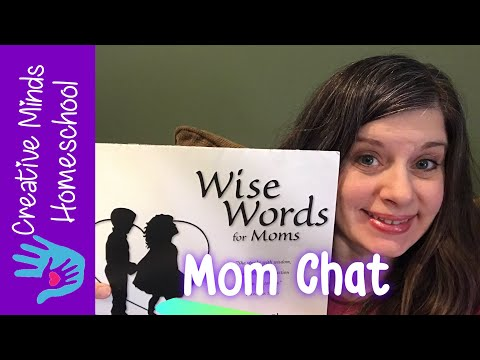 Mom Chat - I Love Wise Words For Moms