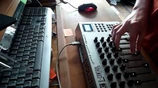 PharaOm - GOA TRANCE live set (4 tunes/23 min)
