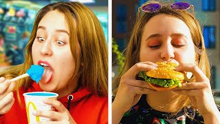 UNUSUAL FOOD HACKS YOU&#39LL WANT TO TRY  5-Minute Fast Food Recipes!