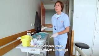 Enzymtherapie per infuus
