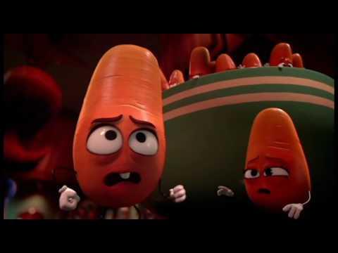 "Richard Roeper Reviews ""Sausage Party"""