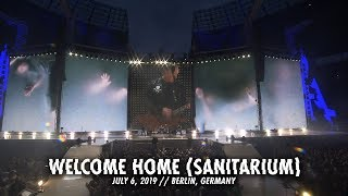 Metallica: Welcome Home (Sanitarium) (Berlin, Germany - July 6, 2019) YouTube Videos