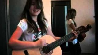 Конкурс Мой Camp Rock  на канале Disney Ангелина Феофанова