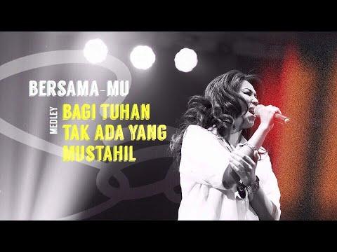 Sari Simorangkir - BersamaMu & Bagi Tuhan Tak Ada yang Mustahil (Official Live Performance)