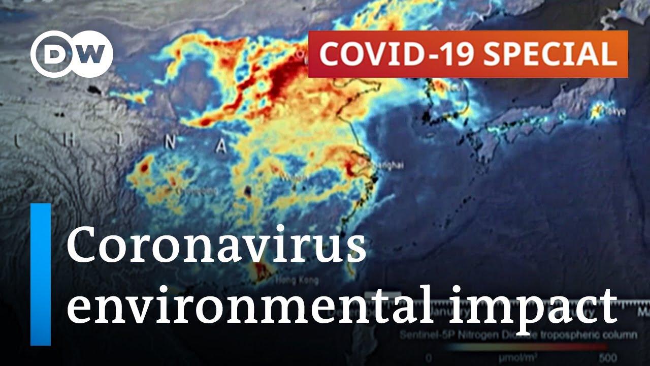 Coronavirus: Good for the environment?   Covid-19 Special