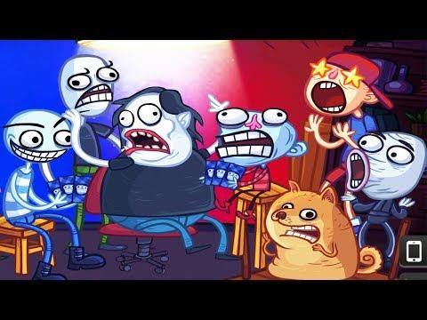 ТРОЛЛИМ МЕМЫ ИНТЕРНЕТА ► Troll Face Quest Internet Memes