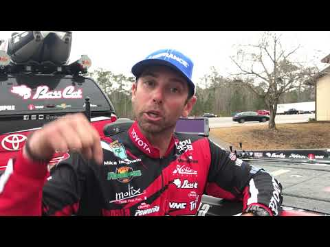 Mike Iaconelli - Lowrance Fish Reveal Details