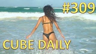 CUBE DAILY №309 - Ежедневный коуб! Подборка за август!
