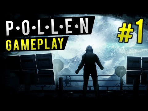 POLLEN Gameplay - Ep 1 - WHAT IS HAPPENING?! | POLLEN First Look Gameplay (Let's Play)