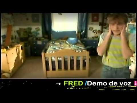 Fred - Demo de voz  (Melquiades Castañeda)
