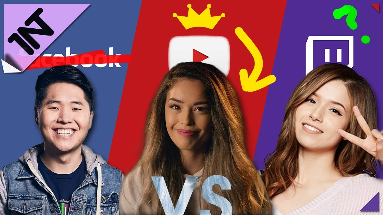 YOUTUBE vs TWITCH vs Facebook! Where SHOULD I STREAM Games IN 2021?