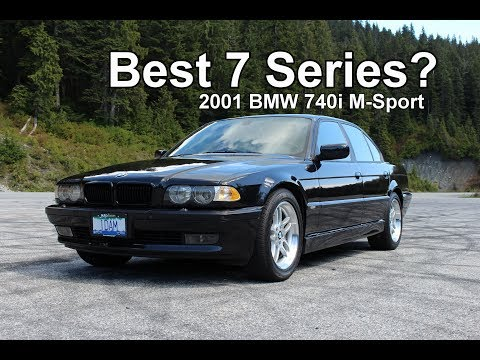 2001 BMW 7 Series | Read Owner and Expert Reviews, Prices ...