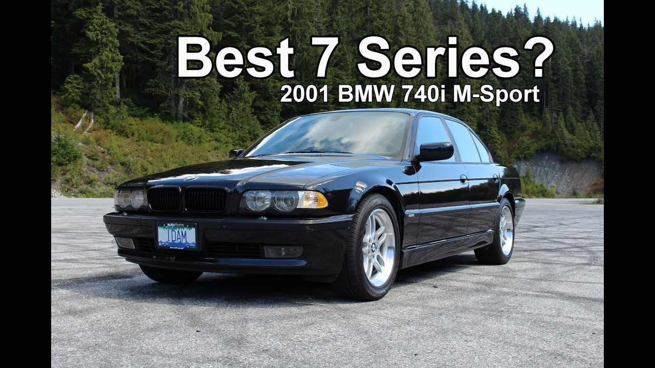 medium resolution of 2001 bmw 740i m sport the best 7 series made full review