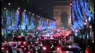 PARIS - CHRISTMAS LIGHTS - 2010 - LUMIERES DE NOEL CHAMPS ELYSEES