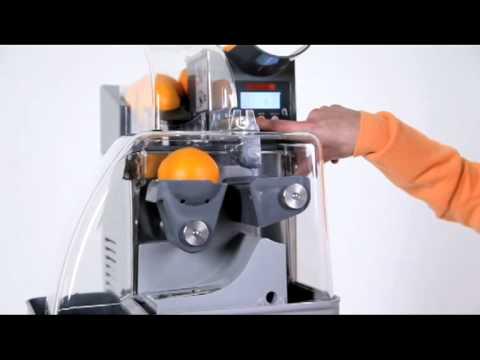 Zummo Z-01 Automatic Citrus Juicer