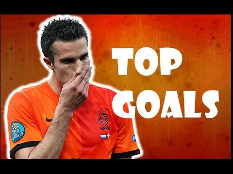 ● Robin van Persie ● Best goals for the Netherlands ●