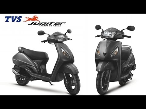 Tvs Jupiter Zx Priced At Rs 50012 Upcoming Bikes Scooters In