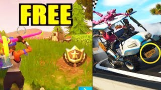 Fortnite Week 3: Free (Secret) Battle Star Location - Fortnite Season 5 Week 3 Battle Star Location