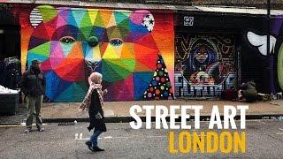 Street Art London (UK) documentary - Episode 3: Street Art and urban environment